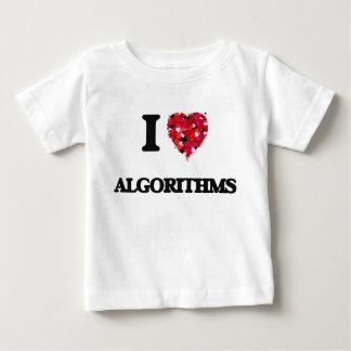 I Love Algorithms Shirts