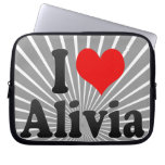 I love Alivia Laptop Sleeves