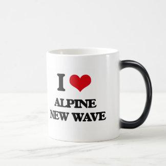 I Love ALPINE NEW WAVE Coffee Mug