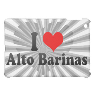 I Love Alto Barinas, Venezuela Case For The iPad Mini