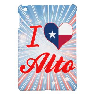 I Love Alto, Texas iPad Mini Cases