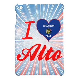 I Love Alto, Wisconsin Cover For The iPad Mini