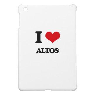 I Love Altos Cover For The iPad Mini