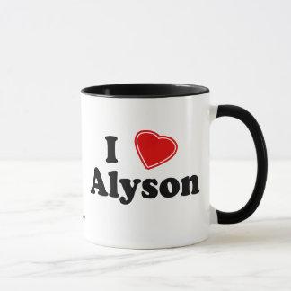 I Love Alyson