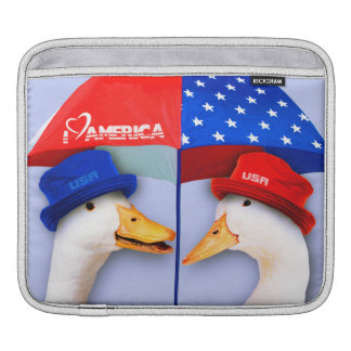 I Love America. iPad and laptop sleeves
