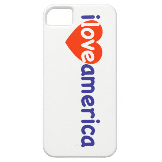 I Love America iPhone 5 Case