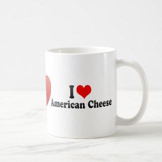I Love American Cheese Mug