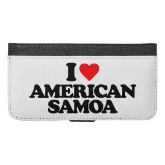 I LOVE AMERICAN SAMOA