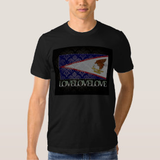 I love American Samoa Cool Tee Shirts