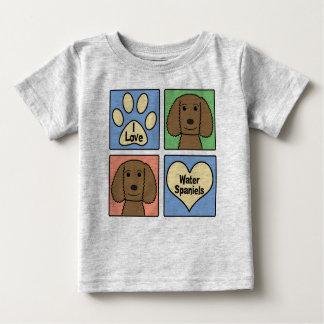 I Love American Water Spaniels Shirt