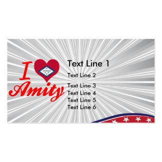 I Love Amity, Arkansas Business Cards