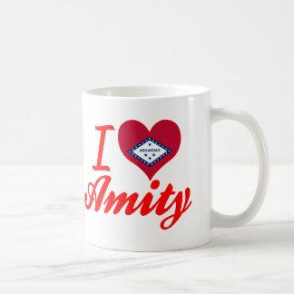 I Love Amity, Arkansas Mugs