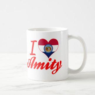 I Love Amity, Missouri Coffee Mug