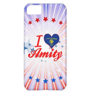 I Love Amity, Oregon iPhone 5C Covers