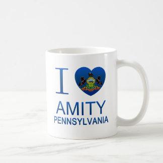 I Love Amity, PA Mug