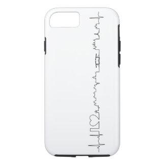 I love Amsterdam (ecg style) souvenir iPhone 8/7 Case