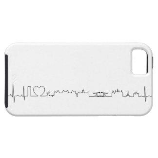 I love Amsterdam (ecg style) souvenir Tough iPhone 5 Case