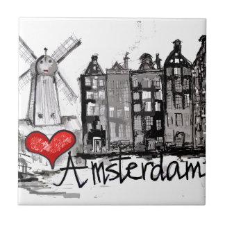 I love Amsterdam Tile