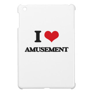I Love Amusement iPad Mini Case