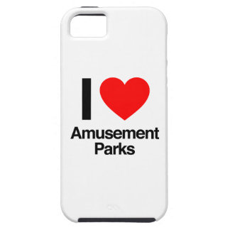 i love amusement parks iPhone 5 cases