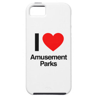 i love amusment parks iPhone 5 covers