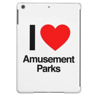 i love amusment parks iPad air cover
