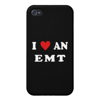 I Love An EMT Case For iPhone 4