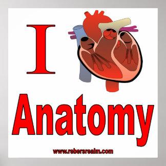 I love anatomy posters
