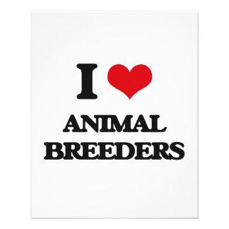I love Animal Breeders Custom Flyer