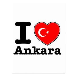I love Ankara Post Cards
