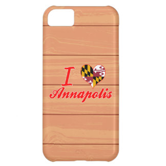 I Love Annapolis, Maryland iPhone 5C Case