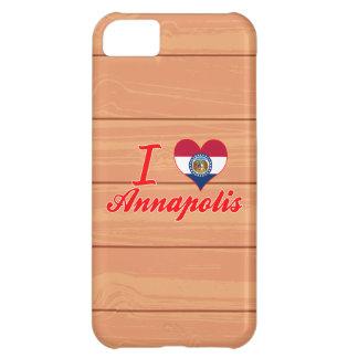 I Love Annapolis, Missouri iPhone 5C Covers