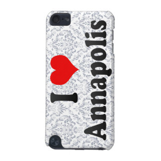 I Love Annapolis United States iPod Touch 5G Covers