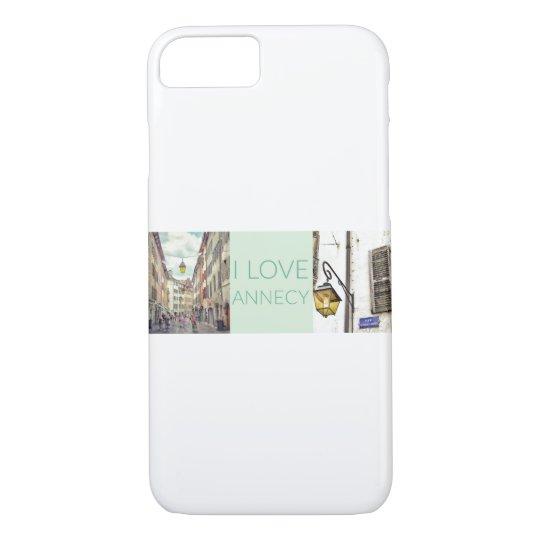 """""""I Love Annecy"""" Case-Mate iPhone 7/8 Case"""