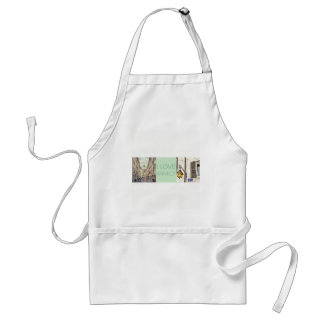 """""""I Love Annecy"""" Photo Banner Standard Apron"""