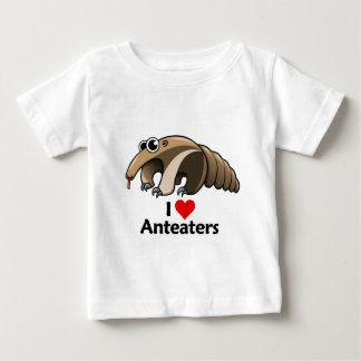 I Love Anteaters Shirt