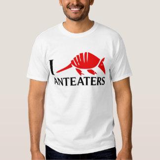 I Love Anteaters Tee Shirt