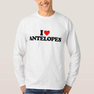 I LOVE ANTELOPES T-Shirt