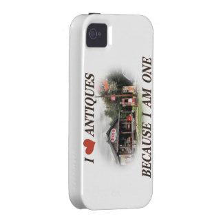 I love antiques iPhone 4 cases