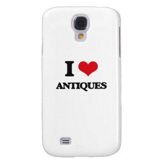 I Love Antiques Samsung Galaxy S4 Case