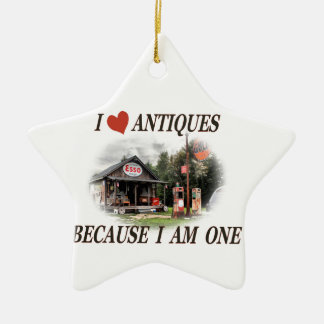 I love antiques christmas tree ornaments
