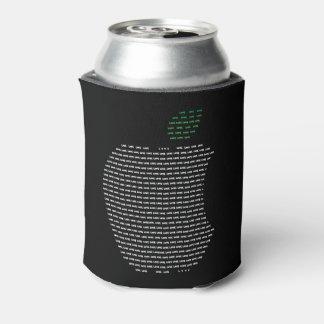 I Love Apple Custom Can Cooler