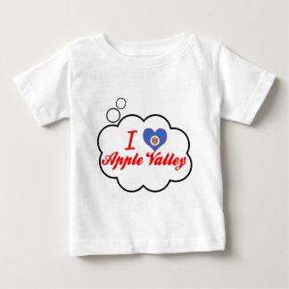 I Love Apple Valley, Minnesota Tee Shirt