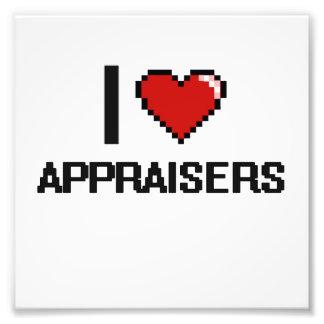 I love Appraisers Photo Print