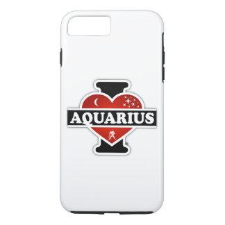 I Love Aquarius iPhone 7 Plus Case
