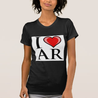 I Love AR - Arkansas T-Shirt