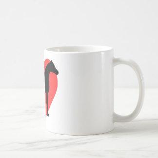 I Love Arabian Horses Coffee Mug