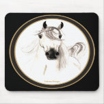 I Love Arabian Horses Mousepad