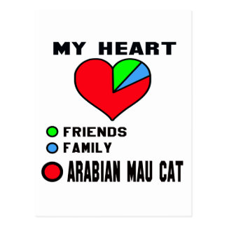 I love Arabian Mau. Postcard