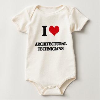I love Architectural Technicians Baby Creeper